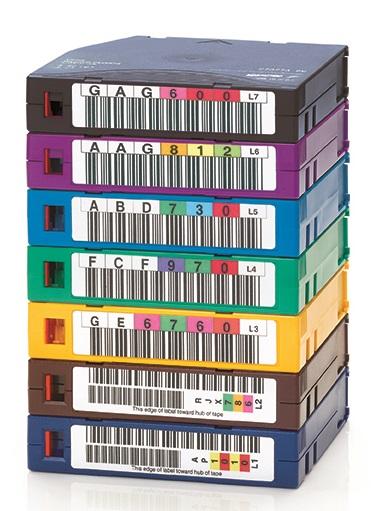 LTO Storage Tapes
